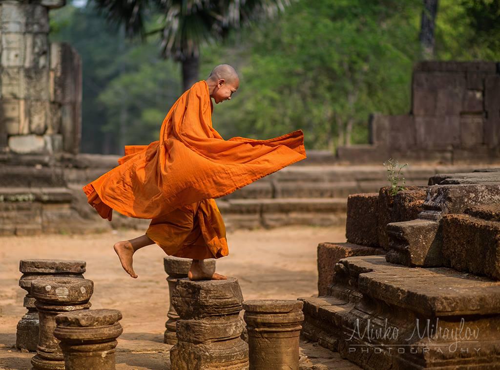 Minko Mihaylov Cambodia