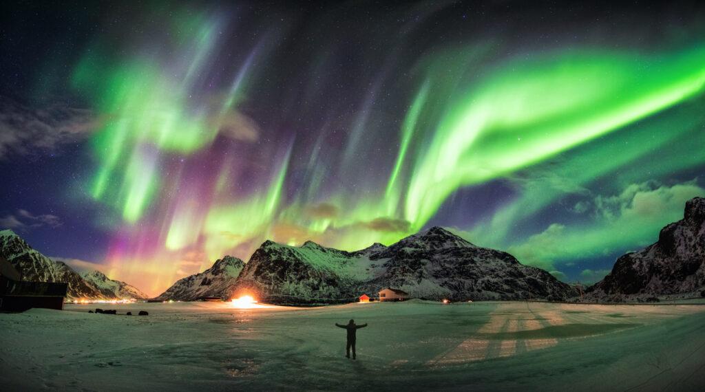 Плаване и ски в Норвегия